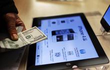 New iPad goes on sale