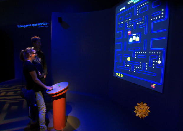 """The Art of Video Games"" exhibit opens at Smithsonian"