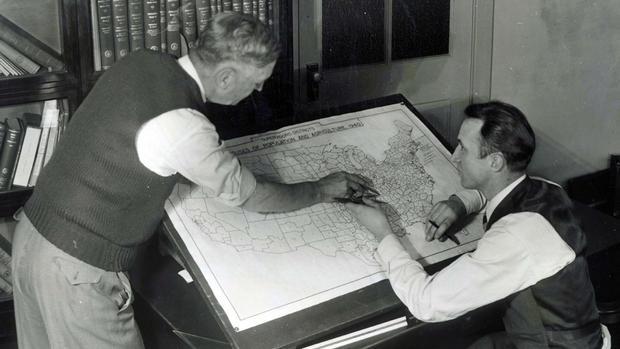 1940 U S  Census data released online - CBS News