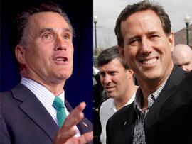 In Illinois, no guarantees for Santorum, Romney