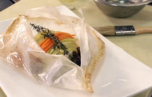 Parchment paper: A great tool for cooking fish