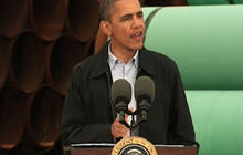 Obama: I'm cutting through red tape on Keystone pipeline