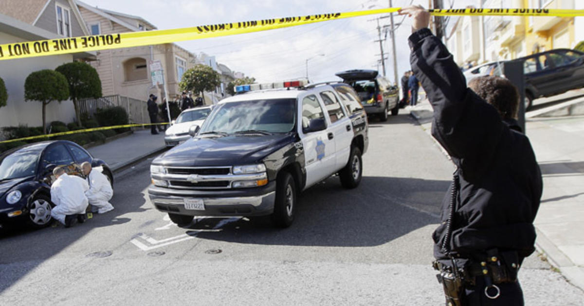 S.F. man charged in grisly murder of 5 - CBS News