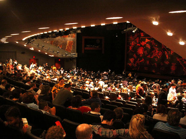 autism-friendly theater  the lion king on broadway