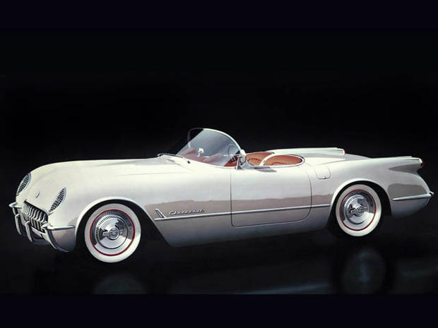 1953 Corvettes Through The Years Pictures CBS News