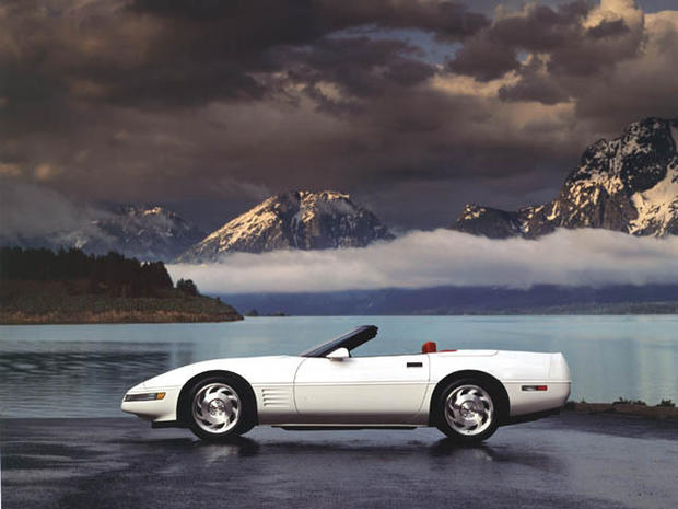 Pictures Of Corvettes >> 1953 Corvettes Through The Years Pictures Cbs News