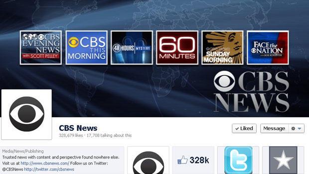 CBS News Facebook Timeline