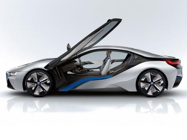 BMW i8 series concept 1