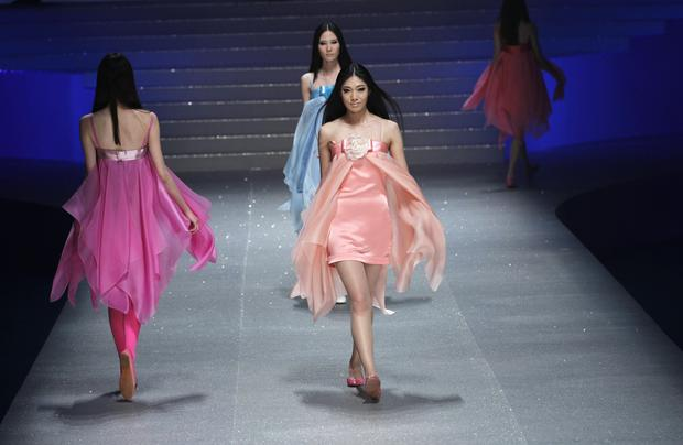 Fashion Week in China