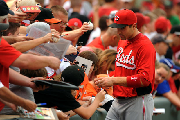 Joey Votto - Photo 1 - Pictures - CBS News