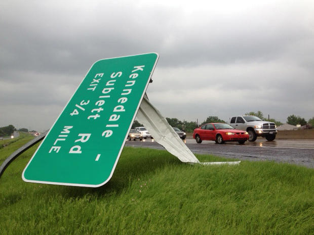 Texas Tornadoes Photo 1 Pictures Cbs News