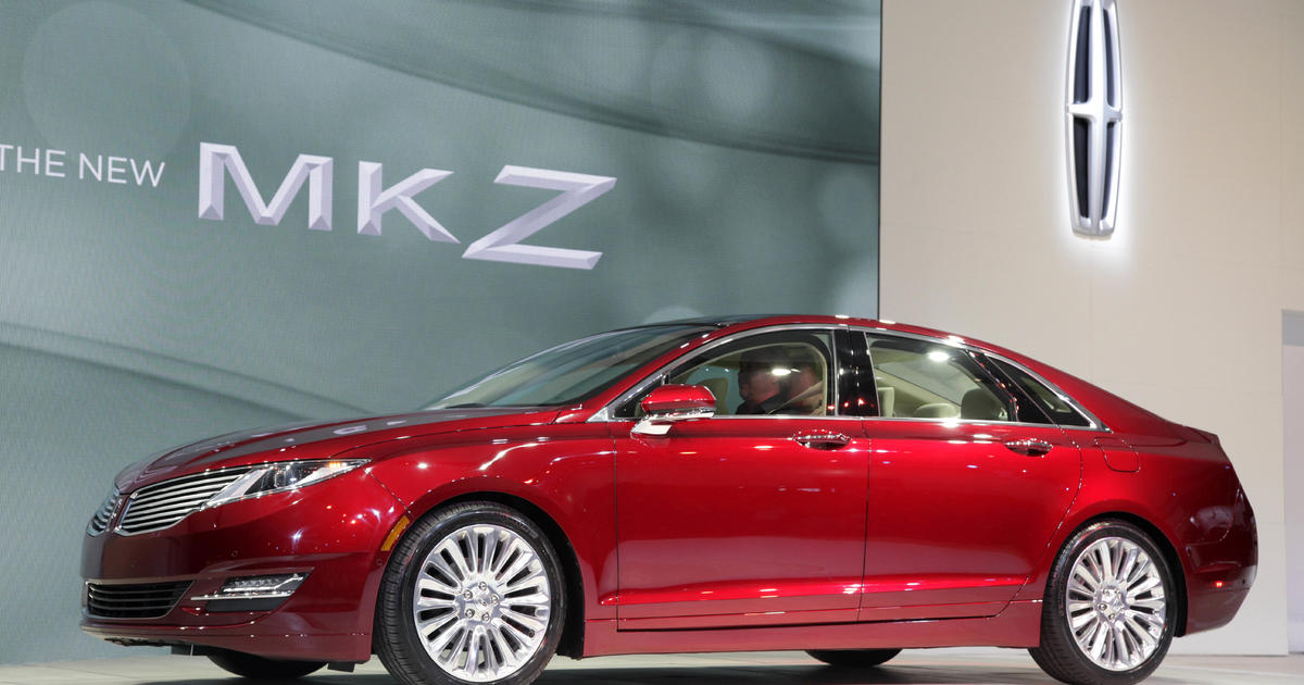 How Lincoln Is Trying To Reinvent Luxury Car Brand Cbs News