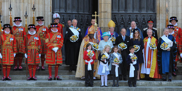Royal Maundy Thursday