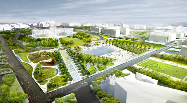 Reimagining the National Mall