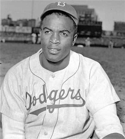 jackie robinson 1948 jackie robinson broke baseball s color