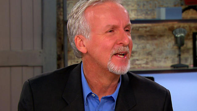 James Cameron: We need to explore