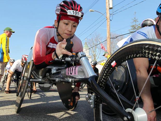 116th Boston Marathon