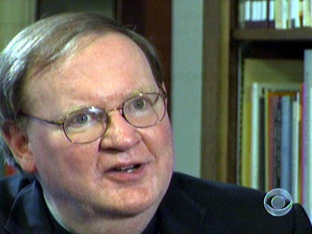 Father Robert Kaslyn of Catholic University
