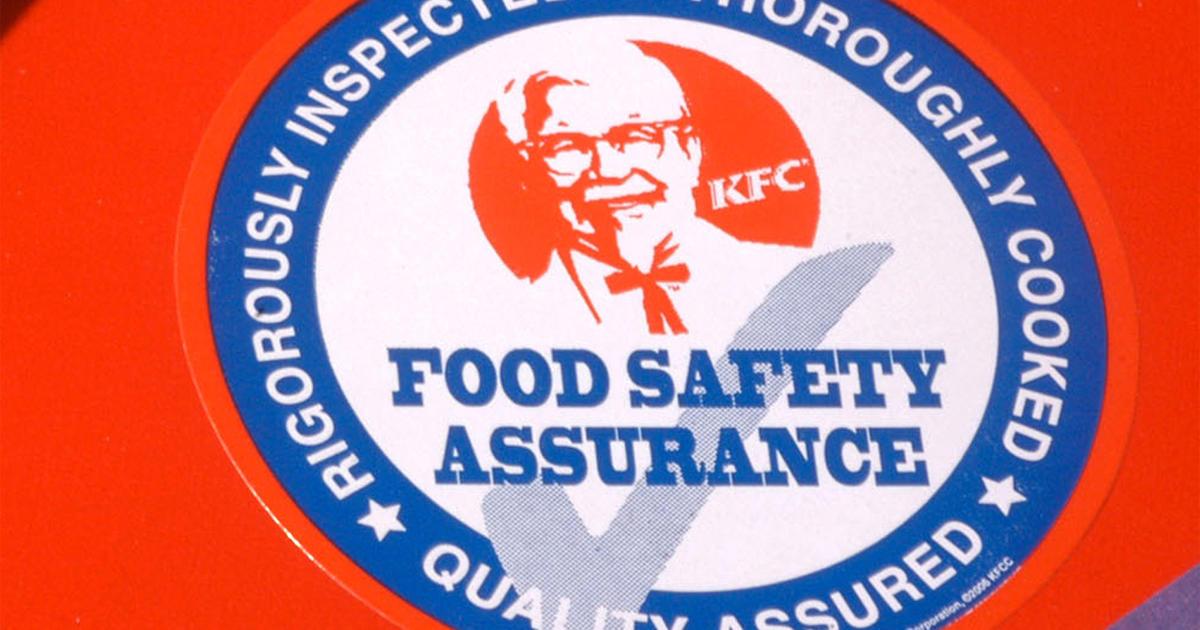 Kfc Fined 8 Million For Australia Salmonella Case Cbs News
