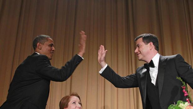 2012 White House Correspondents Dinner
