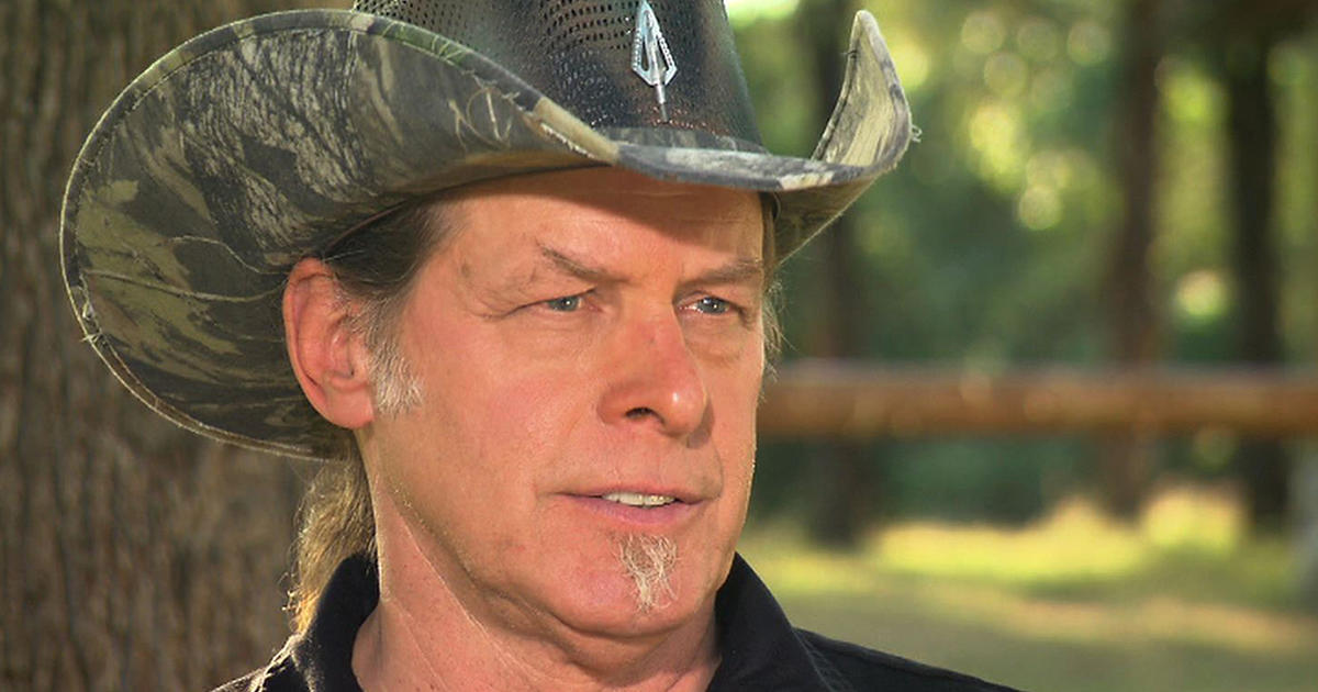 a14fe5cef2126 Ted Nugent says Parkland students calling for gun control have