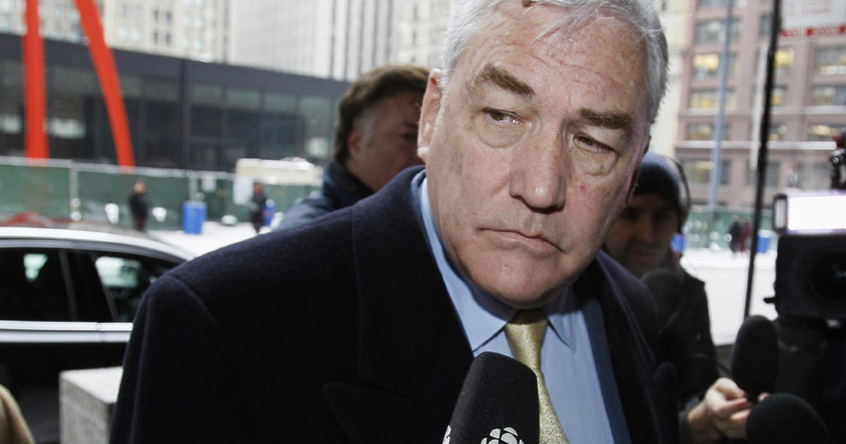 Meet Conrad Black — the convicted felon pardoned by Trump