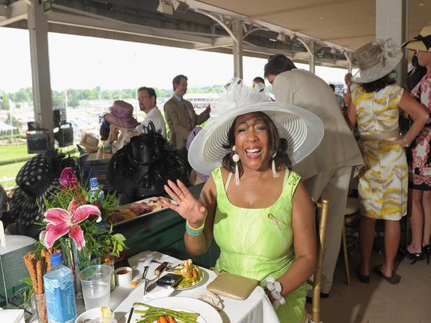 Celebs at Kentucky Derby 2012