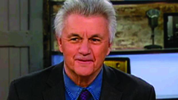"John Irving on ""CBS This Morning."""