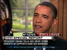 Obama announces support for same-sex marriage
