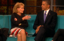 "Obama talks future of country on ""The View"""