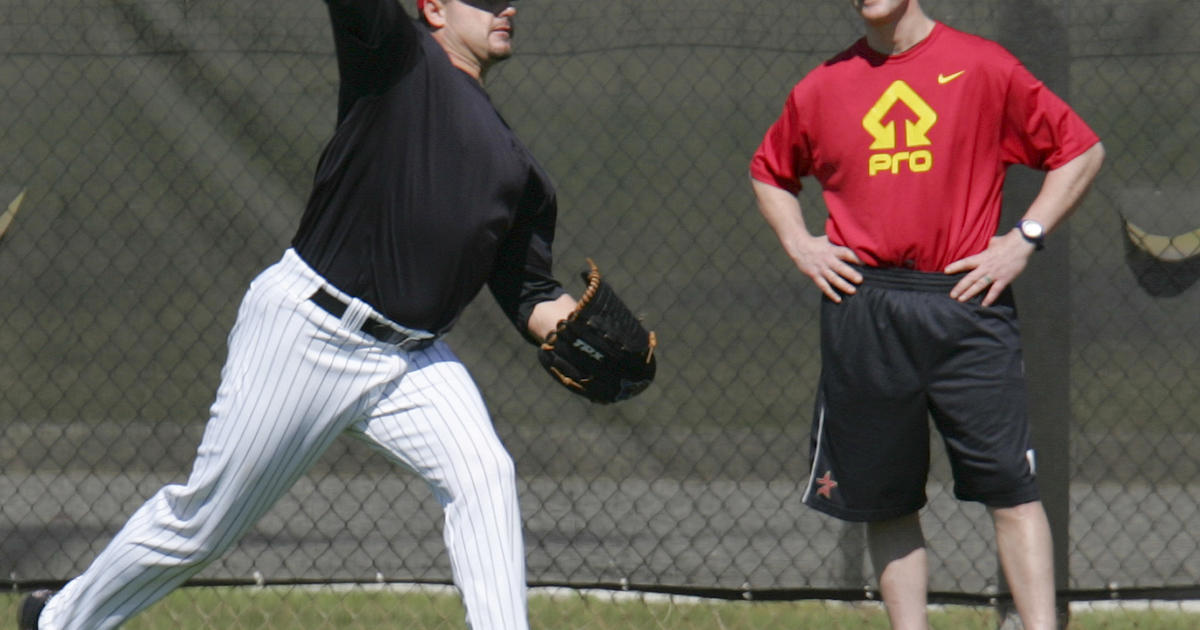 Brian McNamee: I saved Roger Clemens' steroids, HGH waste ...