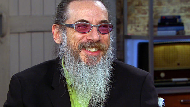 """Larry Charles on """"CBS This Morning."""""""