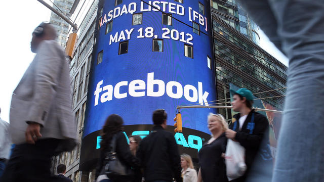 Facebook IPO underwhelms