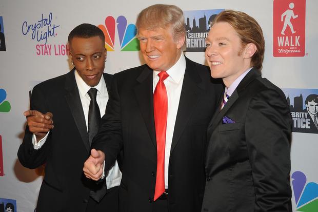 """The Celebrity Apprentice"" 2012 finale"