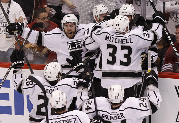 2012 NHL Playoffs: Conference Finals