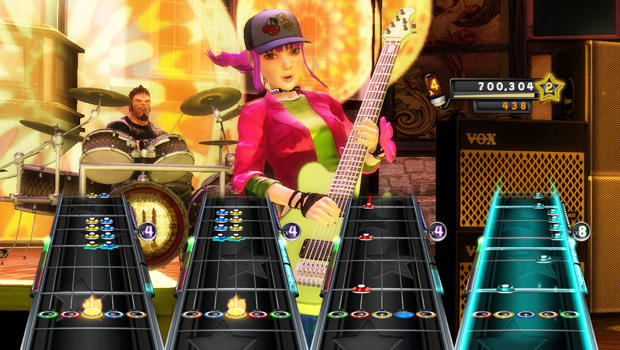 "Jury to hear No Doubt's claims against video-game giant Activision's ""Band Hero"""