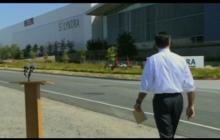 Why did Romney campaign keep Solyndra trip secret?