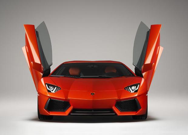 Lamborghini Aventador named best luxury car