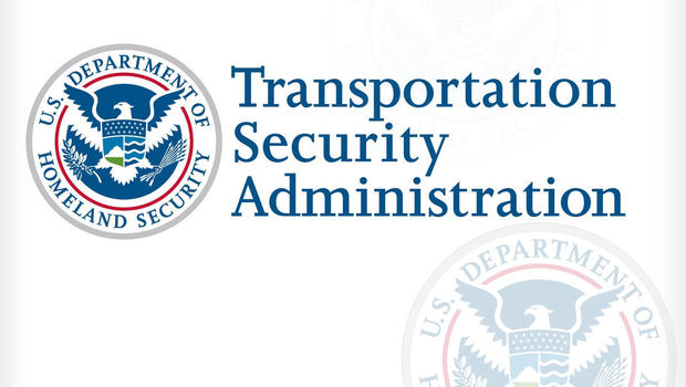 TRANSPORTATION SECURITY ADMINISTRATION - US DEPARTMENT OF HOMELAND SECURITY logo