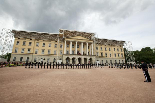 75th birthday party for King Harald and Queen Sonja