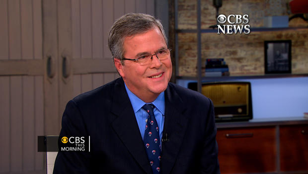 "Jeb Bush on VP slot: ""I'm not going to do it"""