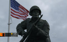 D-Day hero gets honor in France