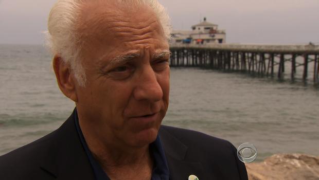 Malibu, Calif. Mayor Lou Lamonte
