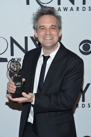 Tony Awards 2012 press room