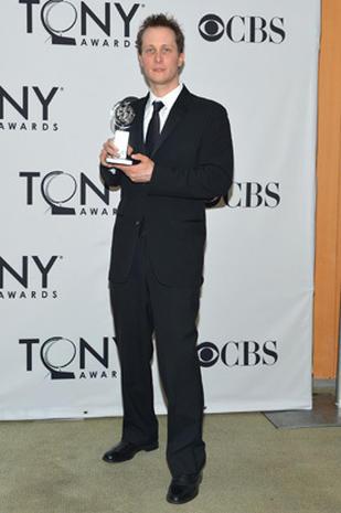 Tony Awards 2012 press room