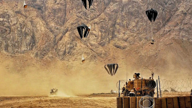 afghanistan, supplies