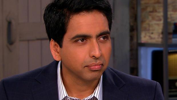 "Sal Khan on ""CBS This Morning."""