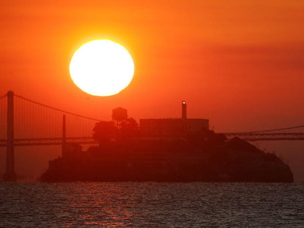 Alcatraz marks 50th anniversary of fabled escape