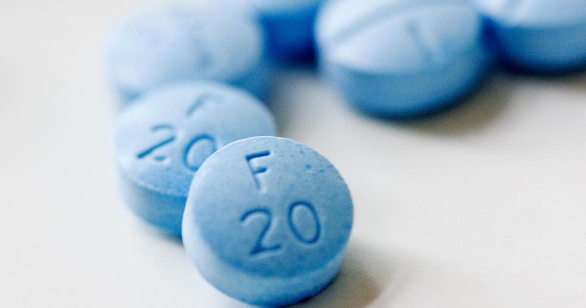 Teens Who Take ADHD Meds Are Bullied More CBS News - Map prescriptions for adhd us