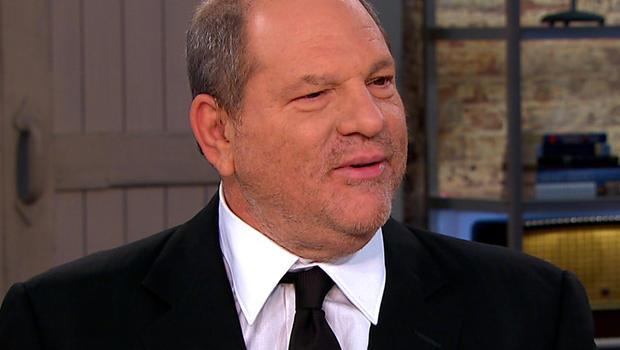 "Harvey Weinstein on ""CBS This Morning."""